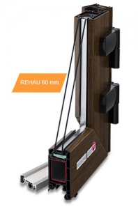 Дверная система rehau 60